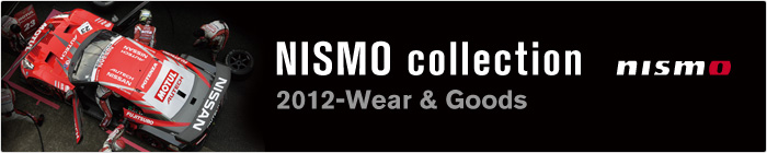 NISMO collection - 2012-Wear & Goods