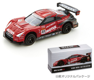 MOTUL AUTECH GT-R (#23 SUPER GT 2012color)