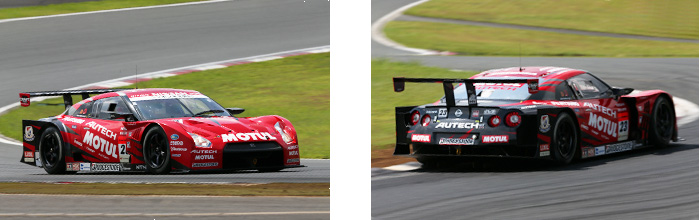 MOTUL AUTECH GT-R (#23 SUPER GT 2012 Low down force)