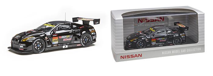 RUN UP GROUP GT-R (#360 SUPER GT300 2013)
