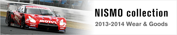 NISMO collection 2013-2014 Wear & Goods