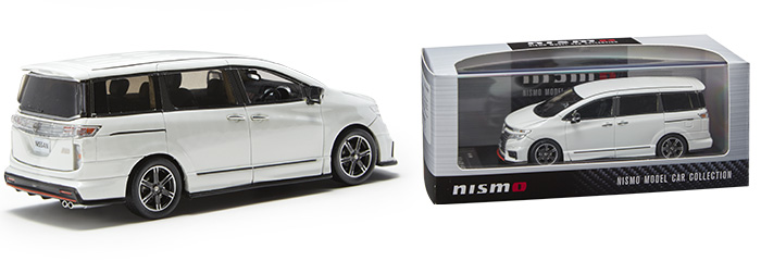 ELGRAND (NISMO Performance Package)Brilliant White Pearl