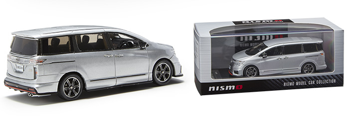 ELGRAND (NISMO Performance Package)Brilliant silver