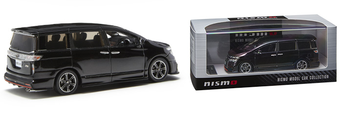 ELGRAND (NISMO Performance Package)Phantom Black