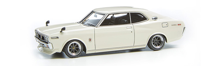 Nissan Laurel 2000SGX (C130 White)