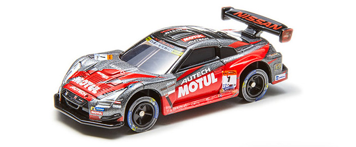【トミカ】MOTUL AUTECH GT-R(#1 SUPER GT500 2016 COLOR)