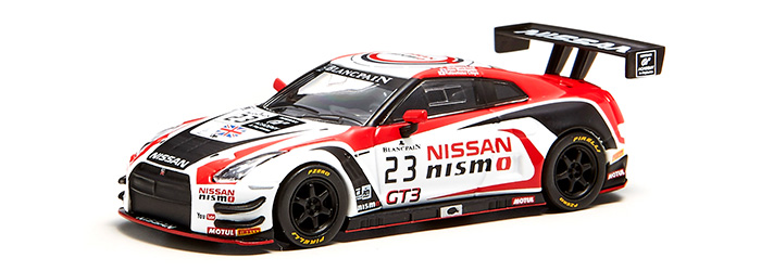 NISSAN GT-R NISMO GT3(2015 Series Champion)COLOR【NISMOオリジナル】