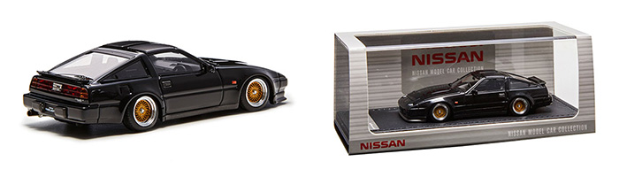 Nissan Fairlady Z (S31) Black