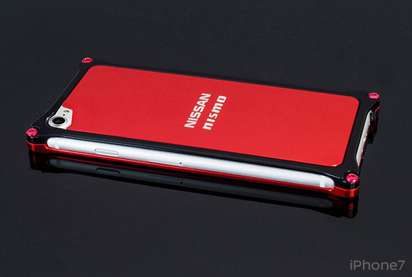 iPhone bumper NISMO RED