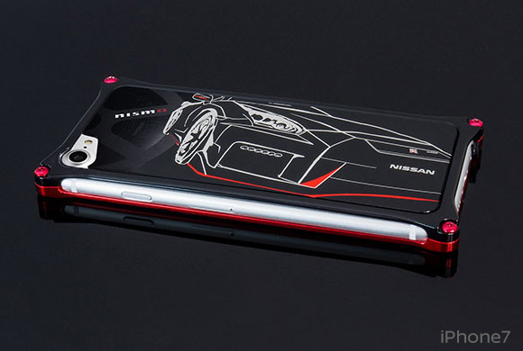 iPhone bumper GT-R NISMO