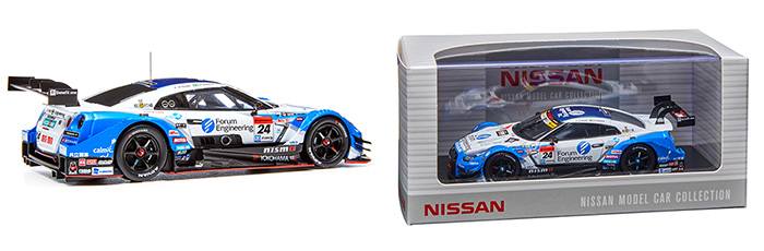 Forum Engineering ADVAN GT-R (#24 SUPER GT GT500 2017)