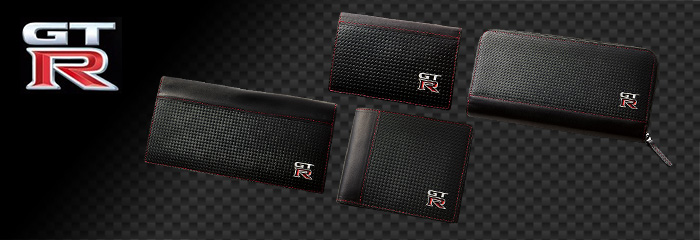 GT-R - 2018-2019 NISSAN Collection - Wallet series