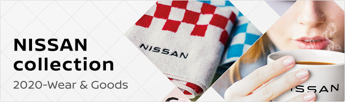 NISSAN collection 2020-Wear & Goods